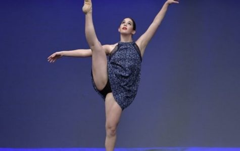 From DECA President to Broadway Dancer, Johnson Steals the Show