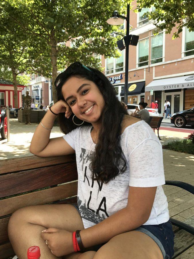 Humans of RR: Amber Gulati
