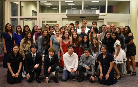 Road Trip: International Students Visit Rock Ridge