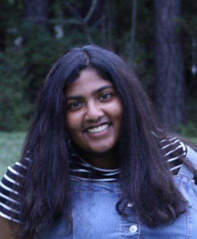 Photo of Rishita Valluru