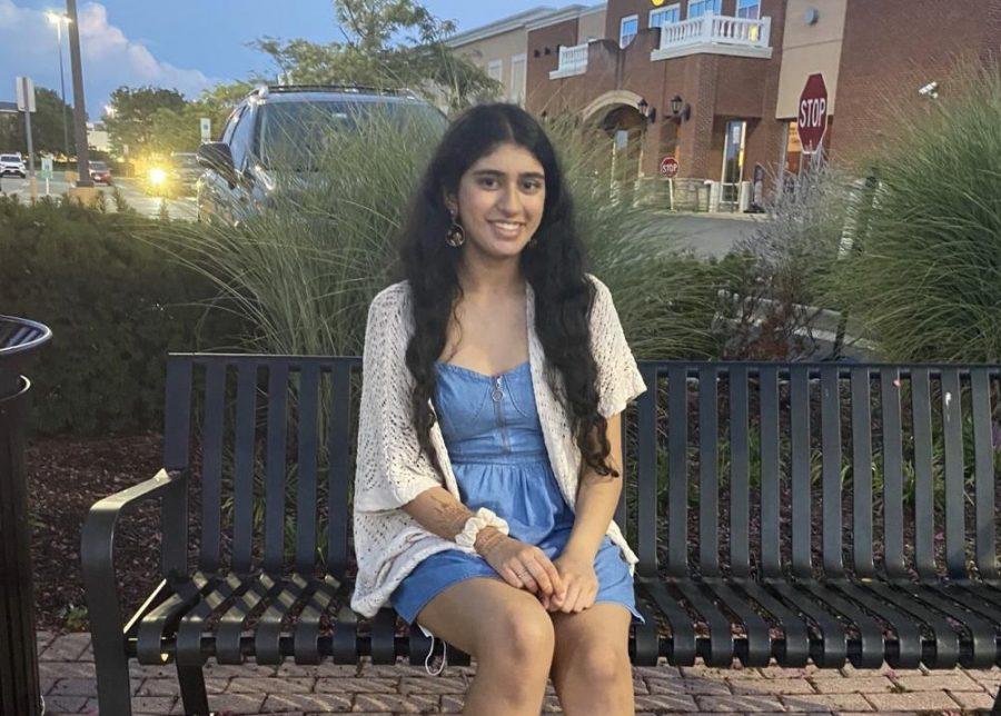 Ankitha Kasavaraju, 12
