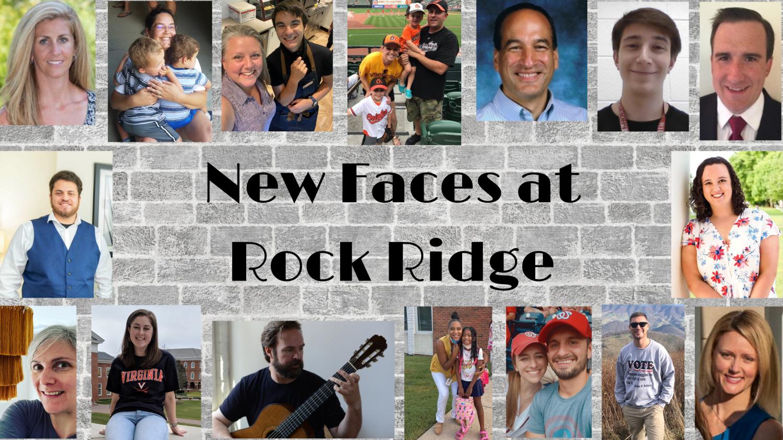New Faces at Rock Ridge